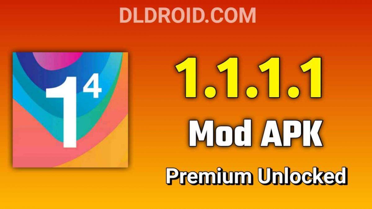 1.1.1.1 Mod APK