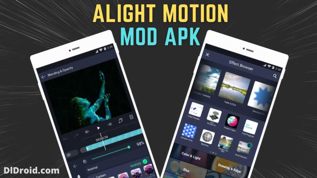 Alight Motion Mod Apk