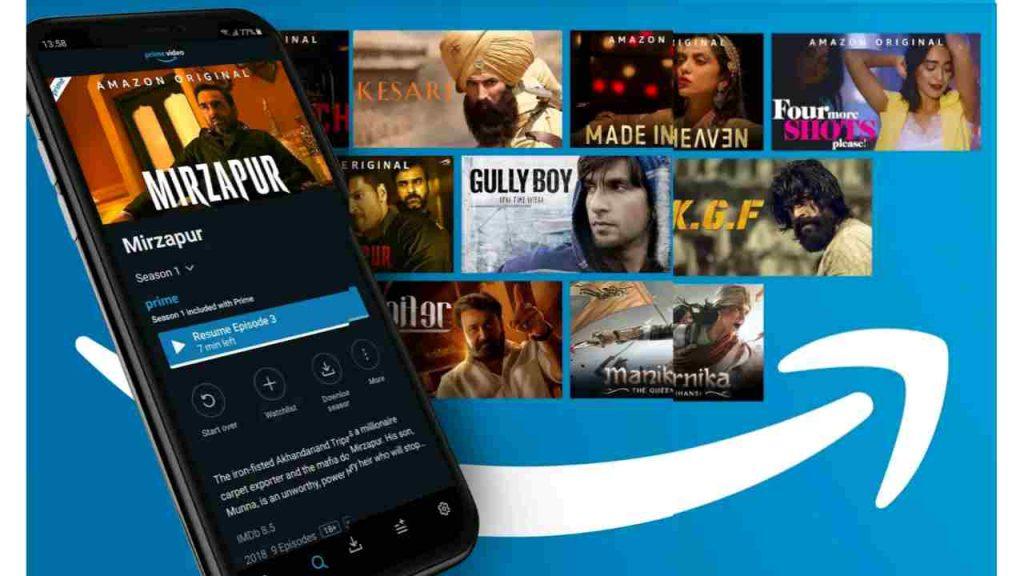Amazon Prime Mod APK Premium Unlocked
