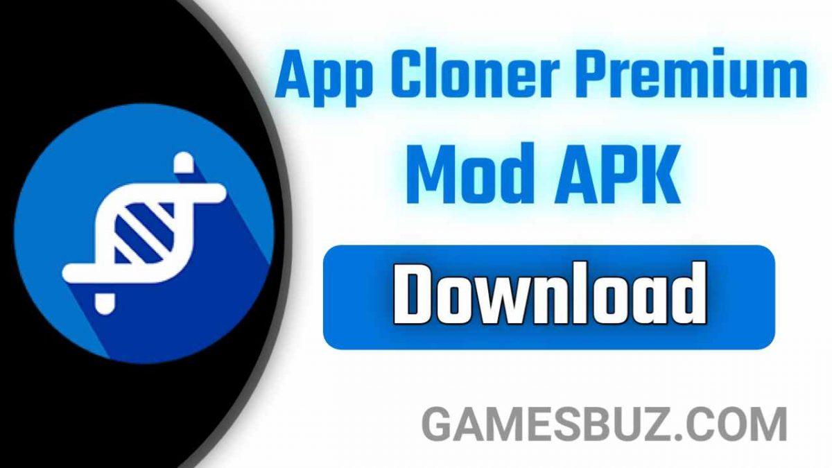 App Cloner Premium MOD APK