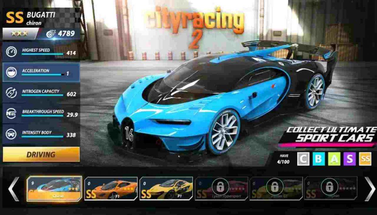 City Racing 2 Mod APK