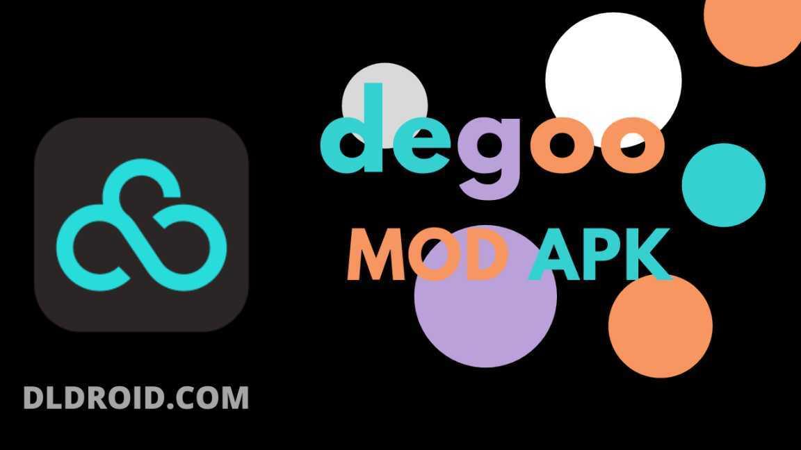 Degoo Mod Apk