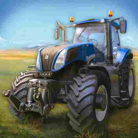 Farming Simulator 16 MOD APK Logo