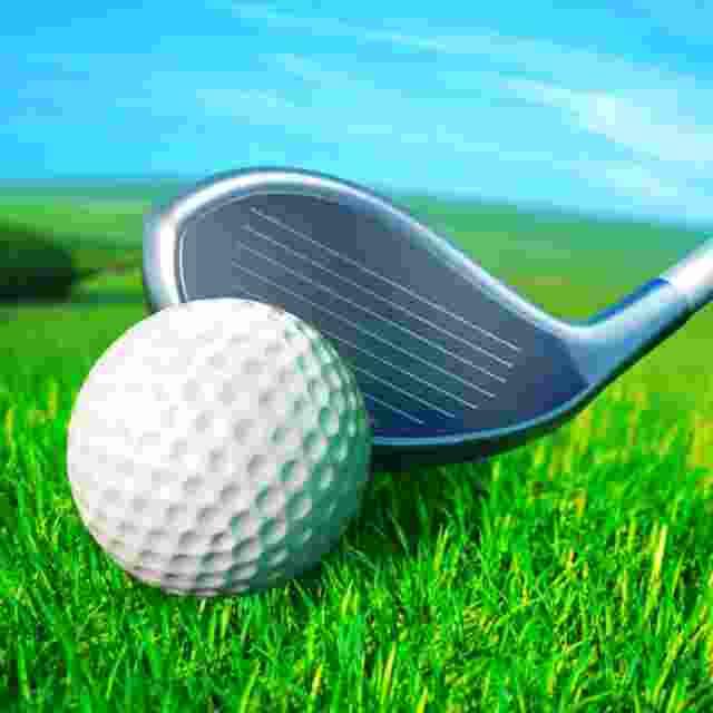 Golf Strike Mod APK Icon
