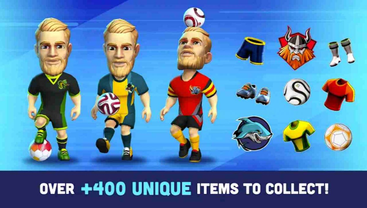 Mini Football MOD APK Download