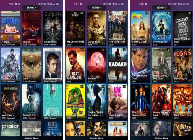 Movies Time APK 1