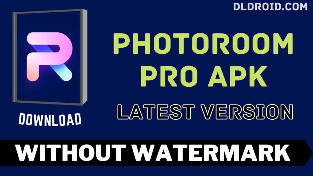 PhotoRoom Pro APK