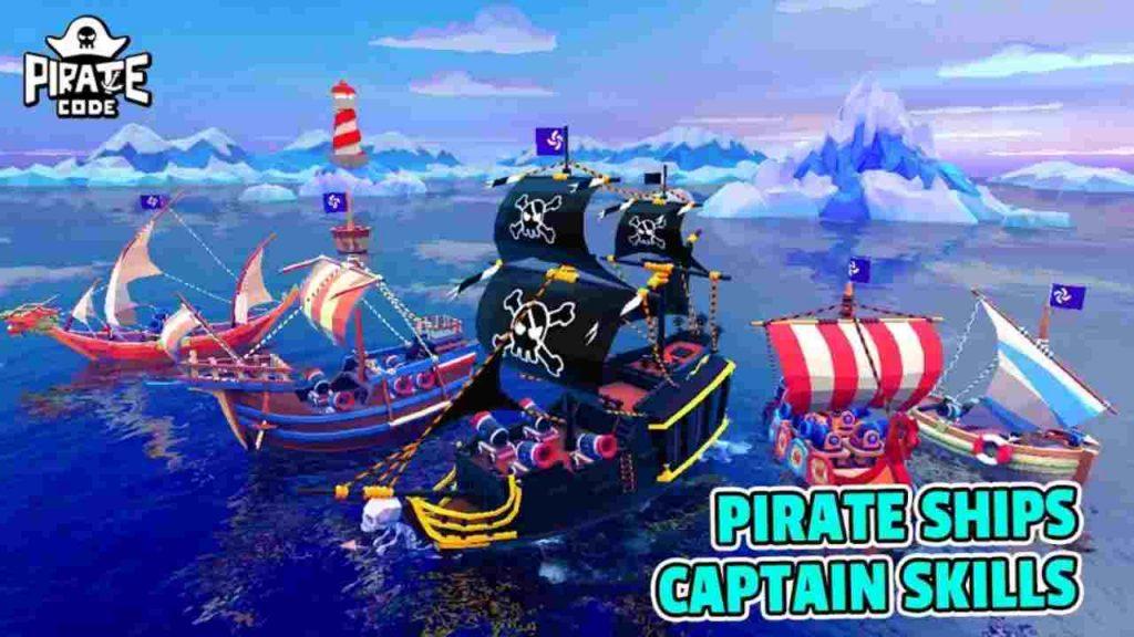 Pirate Code Mod Apk unlimited money