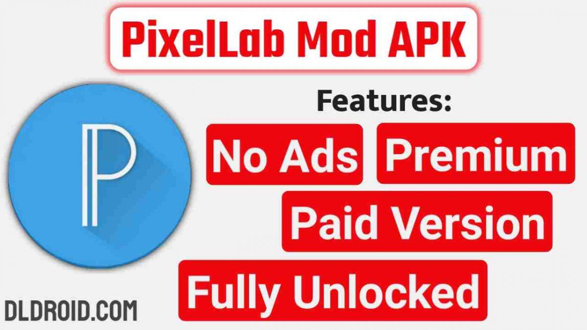 PixelLab mod apk