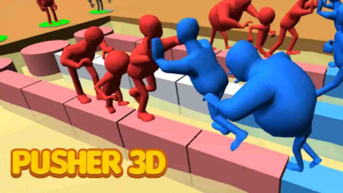 Pusher 3D MOD APK