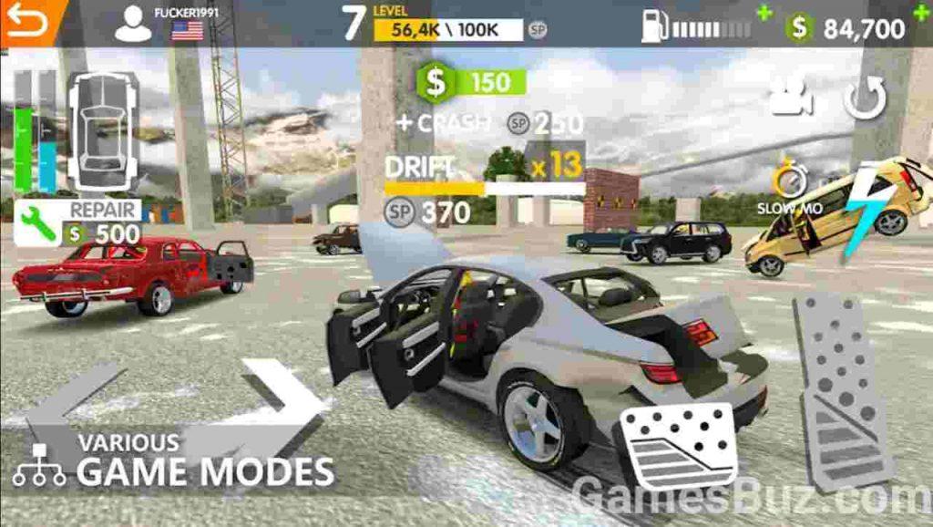 Real Car Crash Mod APK 1