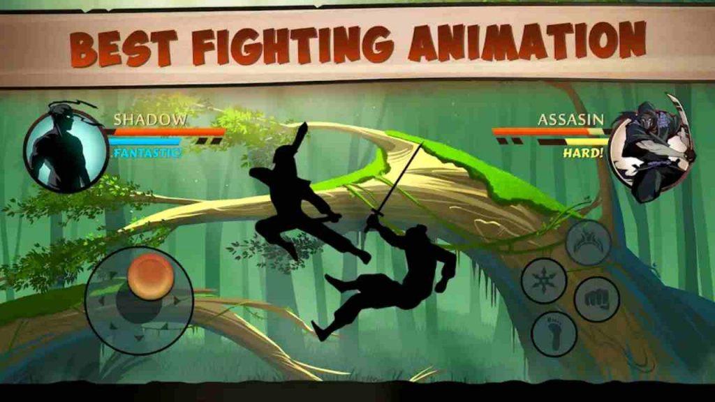 Shadow Fight 2 Mod Apk Unlimited Money