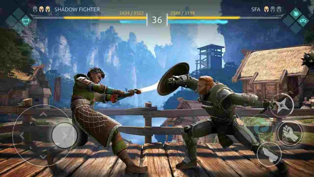 Shadow Fight Arena MOD APK Unlimited Money