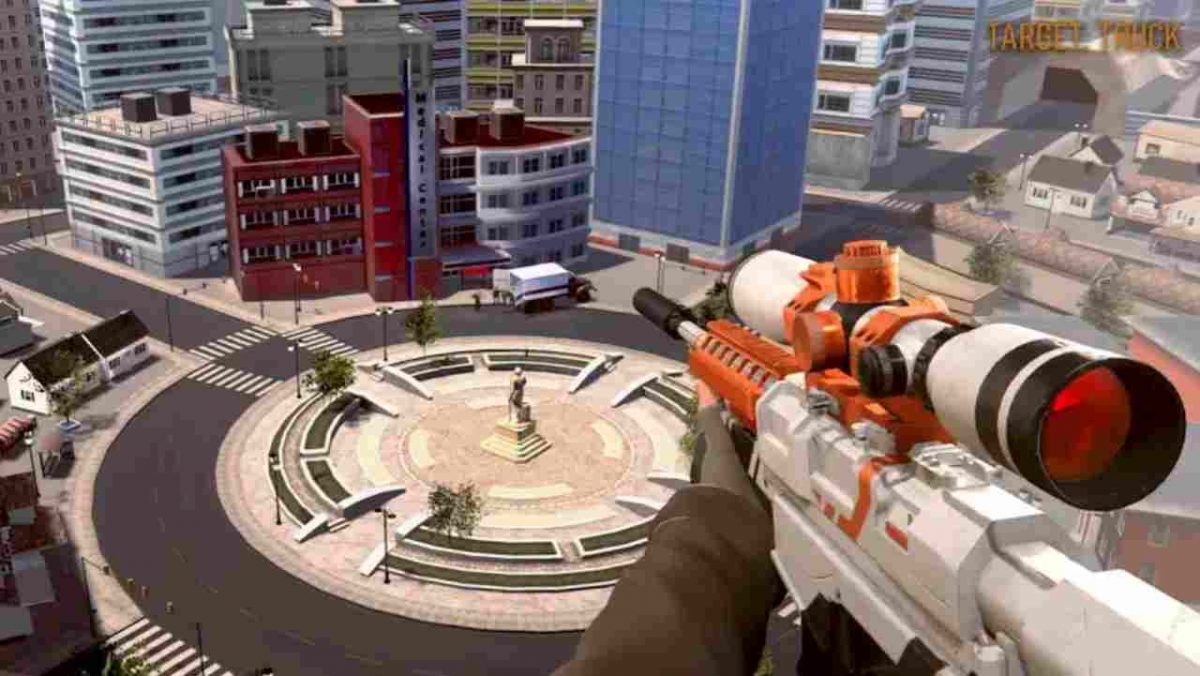 Sniper 3D Mod APK Unlimited Energy