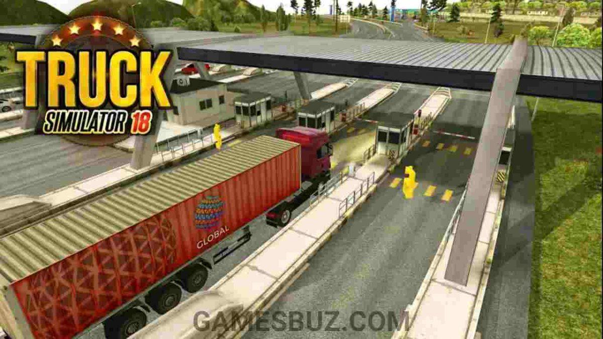 Truck Simulator 2018 Mod APK