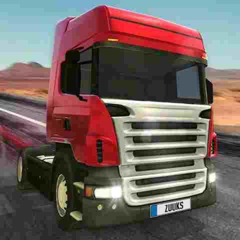 Truck Simulator 2018 Mod APK Logo