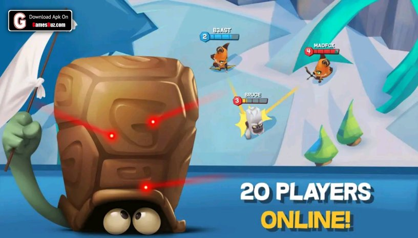 Zooba Mod Apk unlimited coins