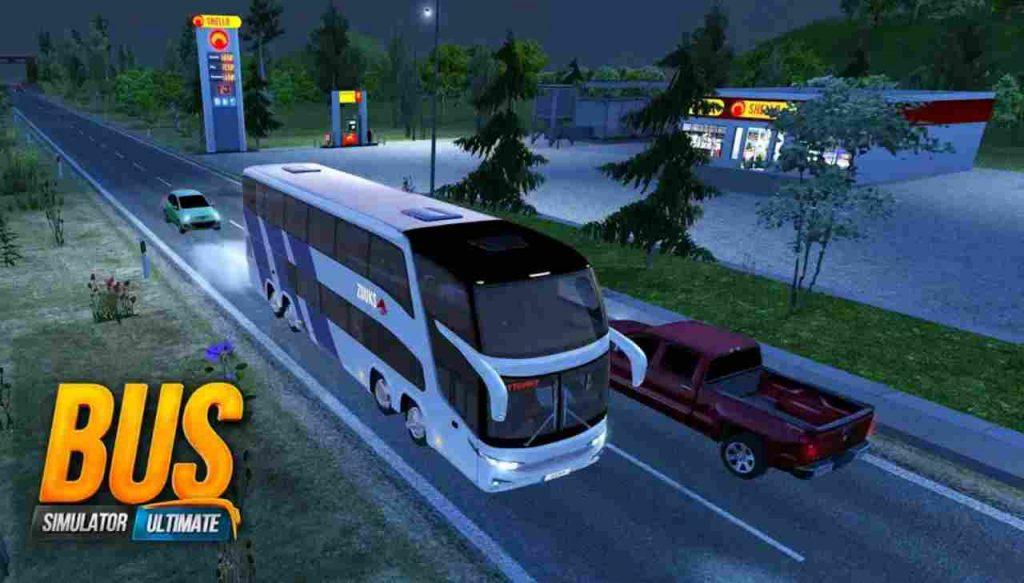 bus simulator mod apk unlimited money