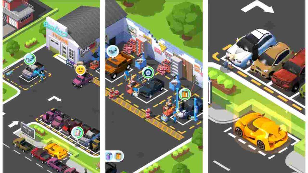 car fix tycoon mod apk download