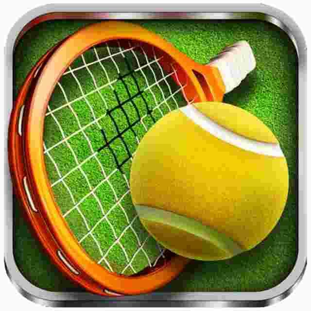 3D Tennis MOD APK DlDroid