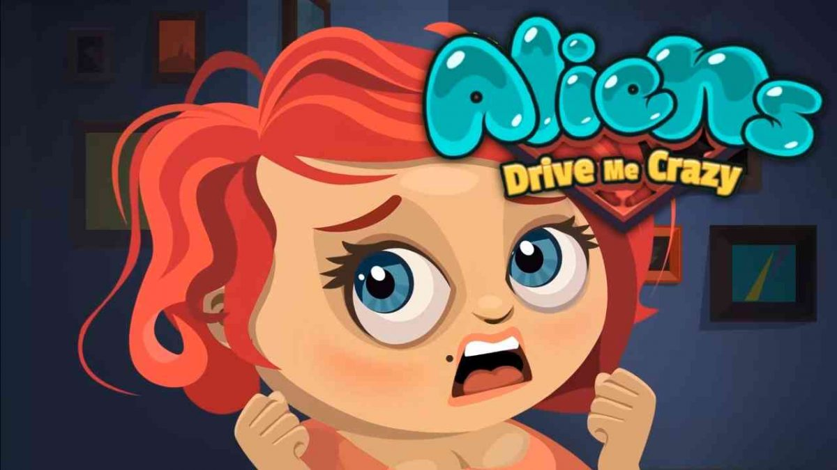 Aliens Drive Me Crazy Mod APK