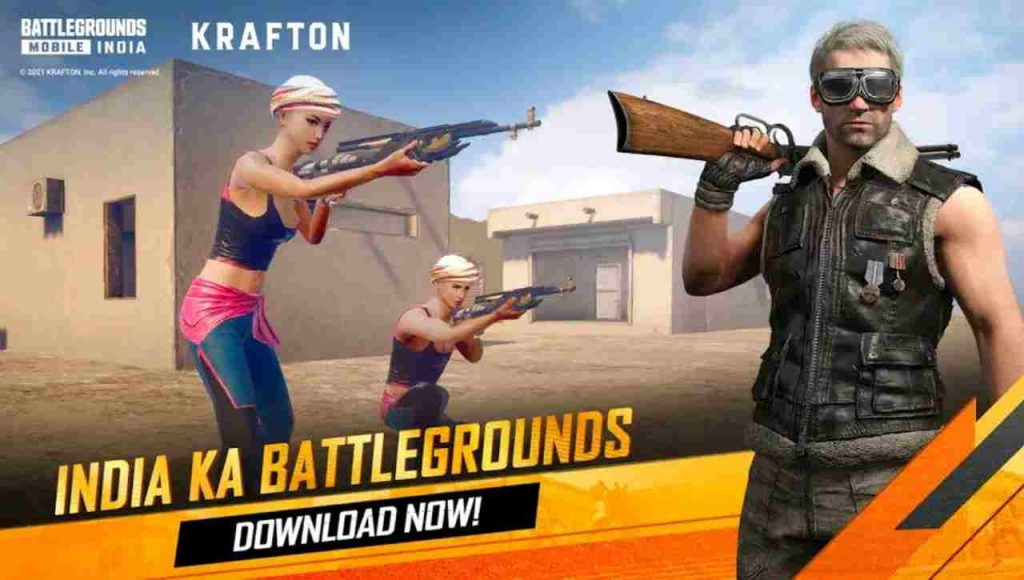 Battlegrounds Mobile India Mod APK Unlimited Money