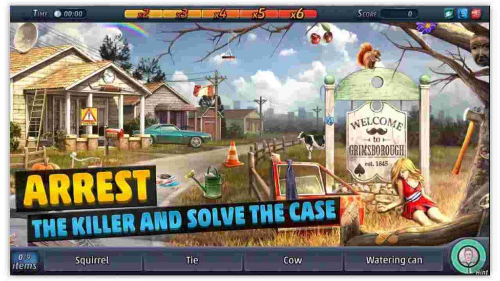 Criminal Case Mod APK unlimited money