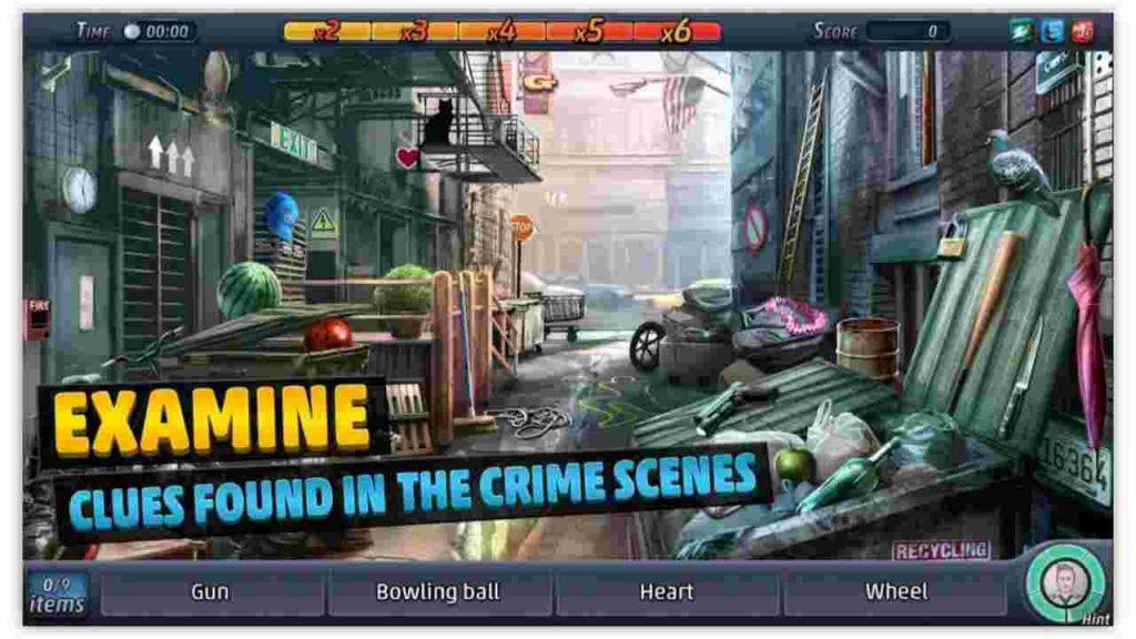 Criminal Case Mod APK unlimited stars