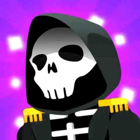 Death Incoming Mod APK Logo