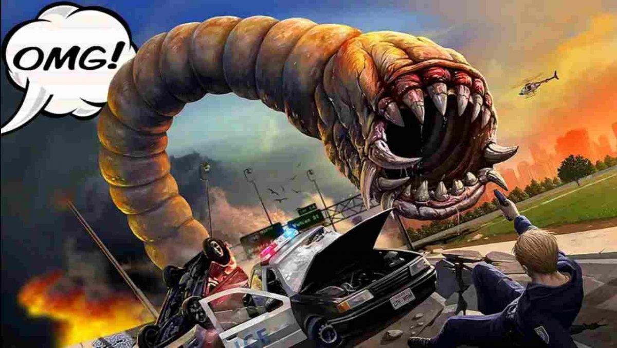 Death Worm MOD APK