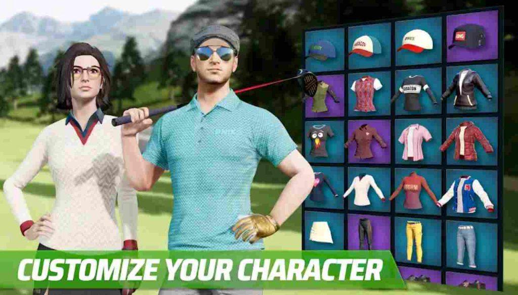 Golf King Mod APK 1