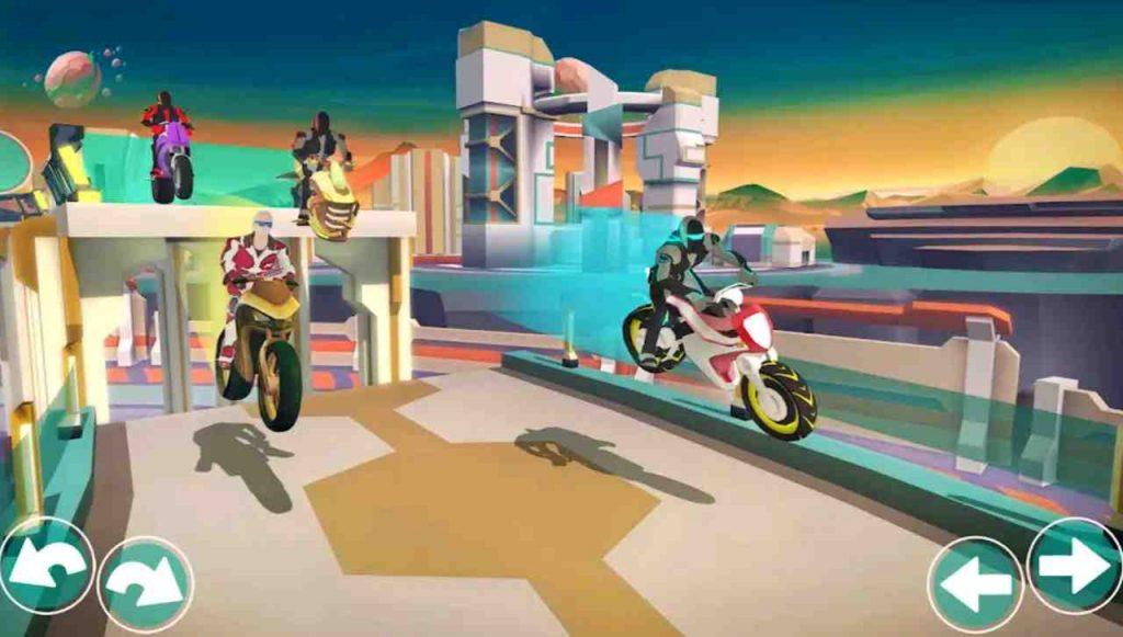 Gravity Rider MOD APK Download