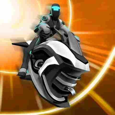 Gravity Rider MOD APK Logo
