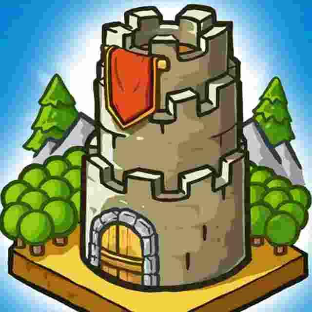 Grow Castle MOD APK Logo