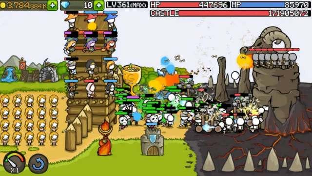 Grow Castle MOD APK1