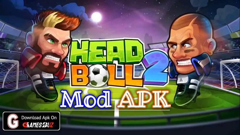 Head Ball 2 Mod APK Unlimited Diamonds