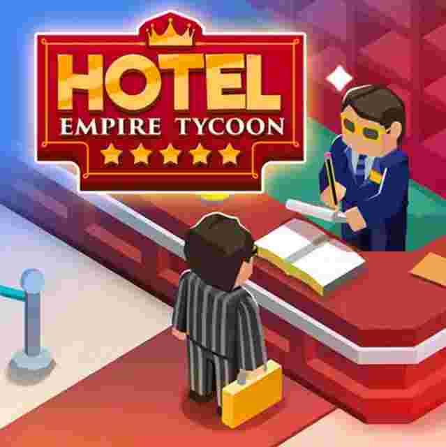 Hotel Empire Tycoon Mod Apk Logo