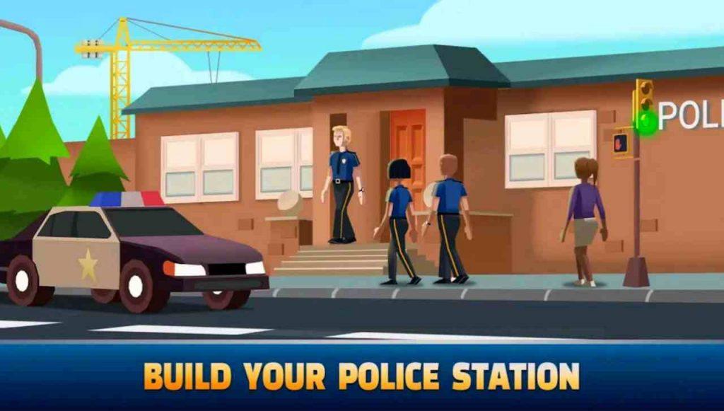 Idle Police Tycoons Mod Apk 1