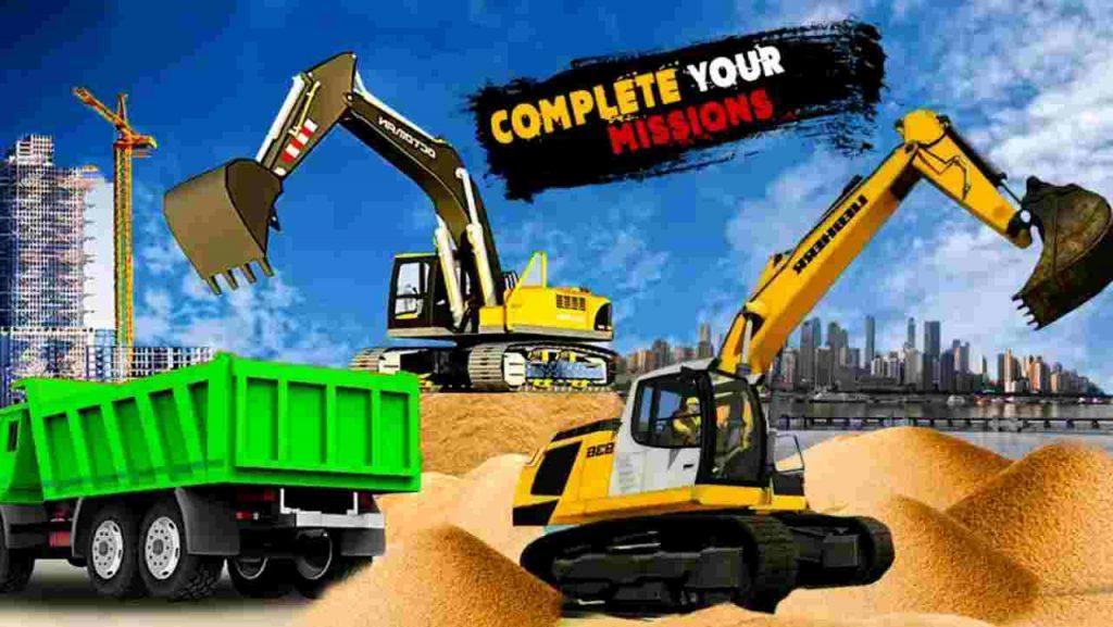 Indian Construction Simulator Mod Apk