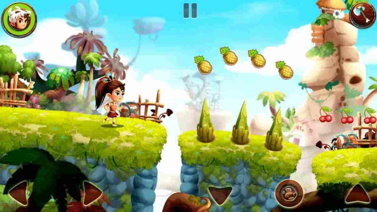 Jungle Adventure 3 MOD APK
