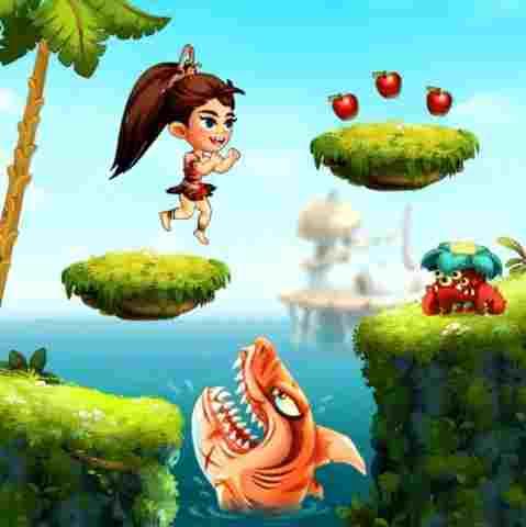 Jungle Adventure 3 MOD APK Logo
