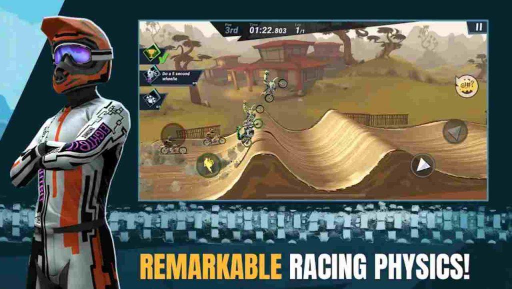 Mad Skill Motocross 3 Mod APK Unlimited Money