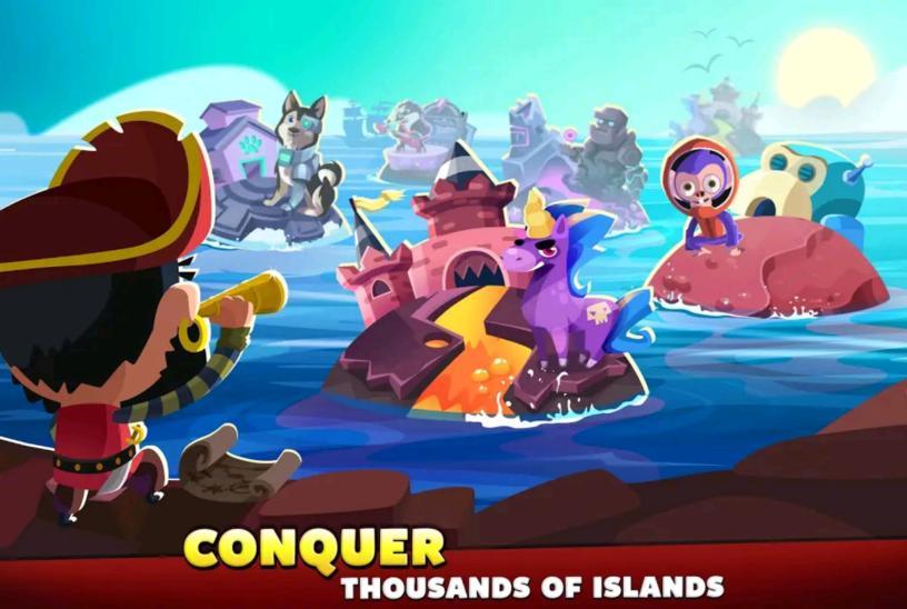 Pirate Kings Hack Apk