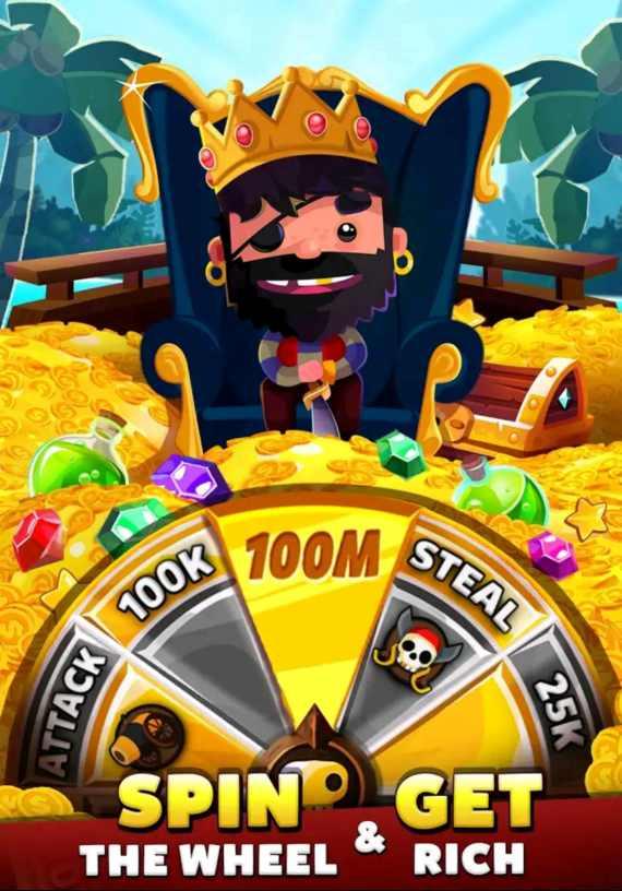 Pirate Kings Hack Mod Apk