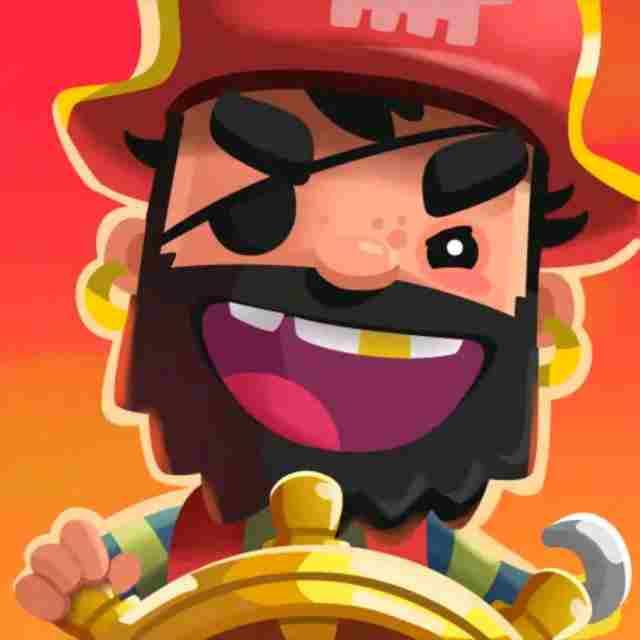 Pirate Kings Mod APK icon