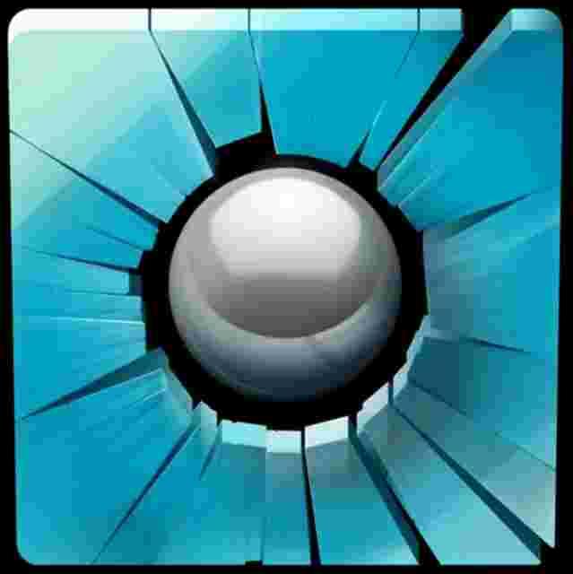Smash hit mod apk logo
