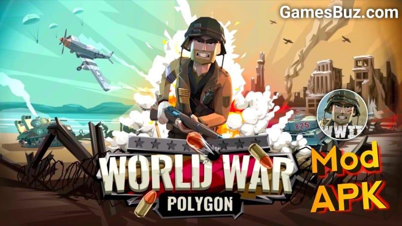 World War Polygon Mod Apk